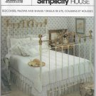 Pillows, Shams Bedcovers,Simplicity 8997 Home Decor Sewing Pattern