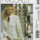 McCalls 5008 Women Skirt Pants Lined Jacket Top Size 10 12 14 16 Mix and Match
