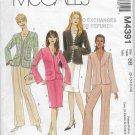 McCalls M4391 Women Pants Skirt Jacket, Mix and Match Wardrobe Sizes 8 to 14 Original Sewing pattern