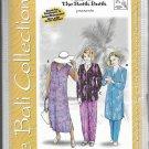 Batik Butik 102, Women Kusamba Dress,Tunic & Pants, Sewing Pattern Uncut