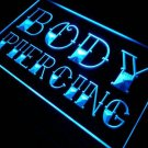 Body Piercing Tattoo Shop Wall Decor LED Neon Signs
