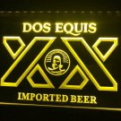 XX-Dos Equis Beer Bar club Pub Restaurant 3D LED light Neon Sign On/Off display