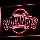Giants LED Neon Sign Bar Club Rugby Football team fans NFC