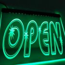 OPEN Star Display LED Neon Light Sign home decor crafts