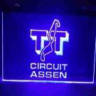 TT Tourist Trophy circuit assen moto gp valentino rossi beer LED Neon Light Sign