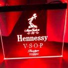 Hennessy Vsop Led Neon Sign home decor bar pub club craft display glowing