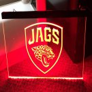 Jaguars Rugby Team Led Neon Sign home decor  craft display glowing