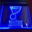 St. Louis Blues Ice Hockey LED Neon Sign home decor craft fans gift
