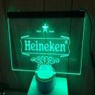 Heineken Led Neon Sign home decor craft display glowing