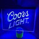 Coors Light LED Neon Light Sign
