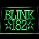 Blink 182 Rock n Roll Music Bar  LED Neon Sign home decor crafts