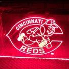 Cincinnati Red Football LED Neon Sign home decor Bar Pub Club display glowing