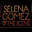 Selena Gomez & The Scene LED Neon Sign home decor crafts