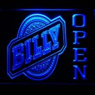Billy Beer Open LED Neon Light Sign home decor crafts