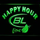 Bud Light Lime Happy Hour LED Neon Sign decor crafts