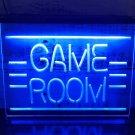 Game Room LED Neon Light Sign Hang Signs Wall Home Decor Craft