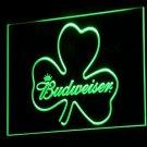 Budweiser Shamrock LED Neon Sign home decor crafts