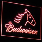Budweiser Horse LED Neon Sign home decor crafts