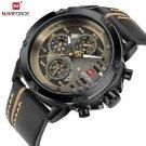 Mens Watches Top Brand Luxury NAVIFORCE Watch Waterproof Date Quartz 24 hour NEW