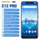 Oukitel C12 Pro 4G Android 8.1 Face ID 3300mAh Quad Core 2GB RAM 16GB ROM GLOBAL