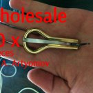 Hot Wholesale Set 10 pcs Altay Jew's Jaws Harp Mouth Musical Instrument Khomuses