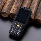 SUPPU X6000 Unlocked Color Phone Flashlight IP67 Waterproof Dustproof Shockproof