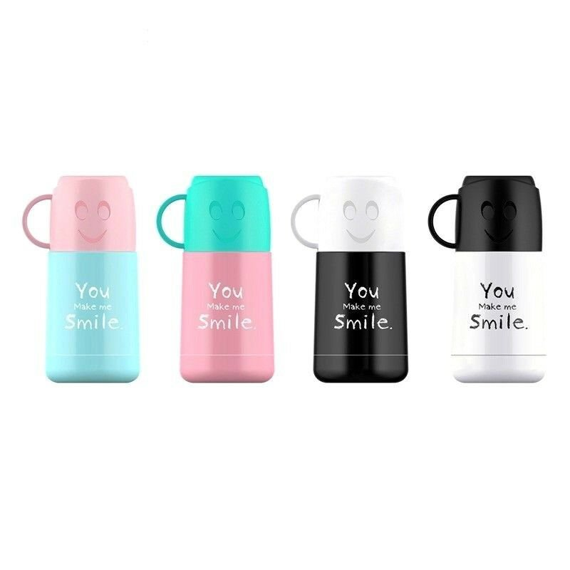 Thermos Mug Stainless steel Vacuum Gifts For eating in the office in the trekNEW
