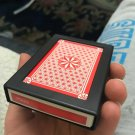 Magic Playing Card Poker Deck Disappearing Vanishing Case Close Up Trick Box Fun