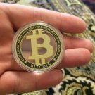 Commemorative Bitcoin Hollow Souvenir Collection Non-currency Bit Coins BTC XBT