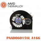 CPU Cooling Fan For MSI GE60 16GA 16GC series notebook PAAD06015SL 0.55A 3pin