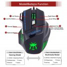 USB optical laptop computer PC Wired gaming mouse for gamer Dota2 CS Go gamesNEW