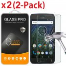 For Motorola Moto G5 Plus Premium HD [Tempered Glass] Screen Protector Film