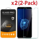 [2-Pack] Tempered Glass Screen Protector For Huawei Honor 7X / Huawei Mate SE