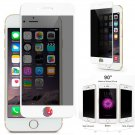 """Anti-Spy Privacy (White) Tempered Glass Screen Protector for 4.7"""" iPhone 6 / 6S"""