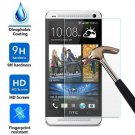 Premium Tempered Clear Glass Screen Protector Film For HTC Desire 610