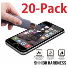 """20x Wholesale Lot Tempered Glass Screen Protector for Apple 4.7"""" iPhone 6"""