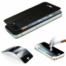 Anti-Spy Peeping Privacy Tempered Glass Screen Protector for Apple iPhone 4 4s