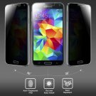 Anti-Spy Peeping Privacy Tempered Glass Screen Protector for Samsung Galaxy S5