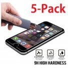 """5x Wholesale Lot Tempered Glass Screen Protector for Apple 4.7"""" iPhone 6"""