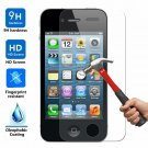 5x Wholesale Lot Tempered Glass Screen Protector for Apple iPhone 4 4S