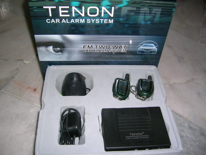 TENON FM TWO-WAY ALARM-TN99