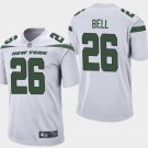 Youth Kid New York Jets #26 Le'Veon Bell white Color Rush Jersey