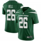 Youth Kid New York Jets #26 Le'Veon Bell Green Color Rush Jersey