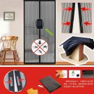 Magnetic Bug Net Mesh Door Insect Mosquito Screen Bug Curtain Mosquito Netting