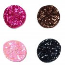 Stretch fashion sequins beret lady hat girl party prom costume Caps Accessories