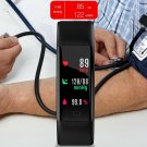 F07plus IP68 Color Screen Smart Bracelet Watch Blood Pressure Heart Rate Monitor
