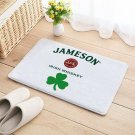 Jameson Whiskey Mat Floor Door Home House Cotton Irish Bar Pub
