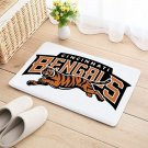 Cincinnati Bengals Mat Floor Door Home House Natural Cotton Football Sports Team