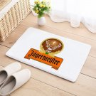 Jagermeister Deer Head Mat Natural Cotton Floor Door Anti Slip