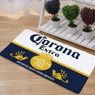 Corona Extra Mat Natural Cotton Floor Door Anti Slip Beer